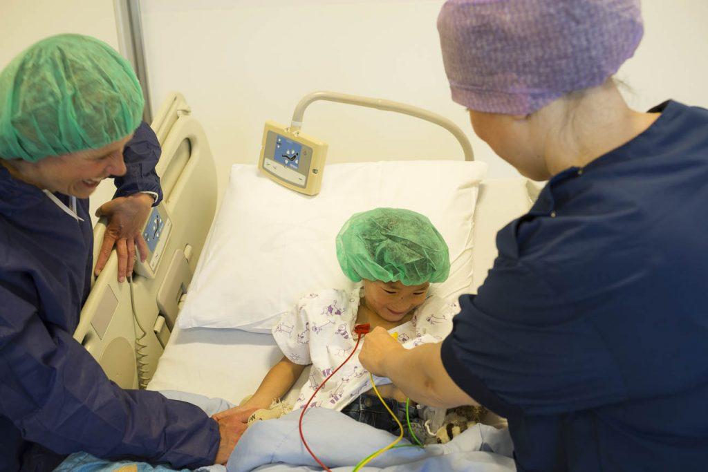 Voorbereiden van operatie Joep