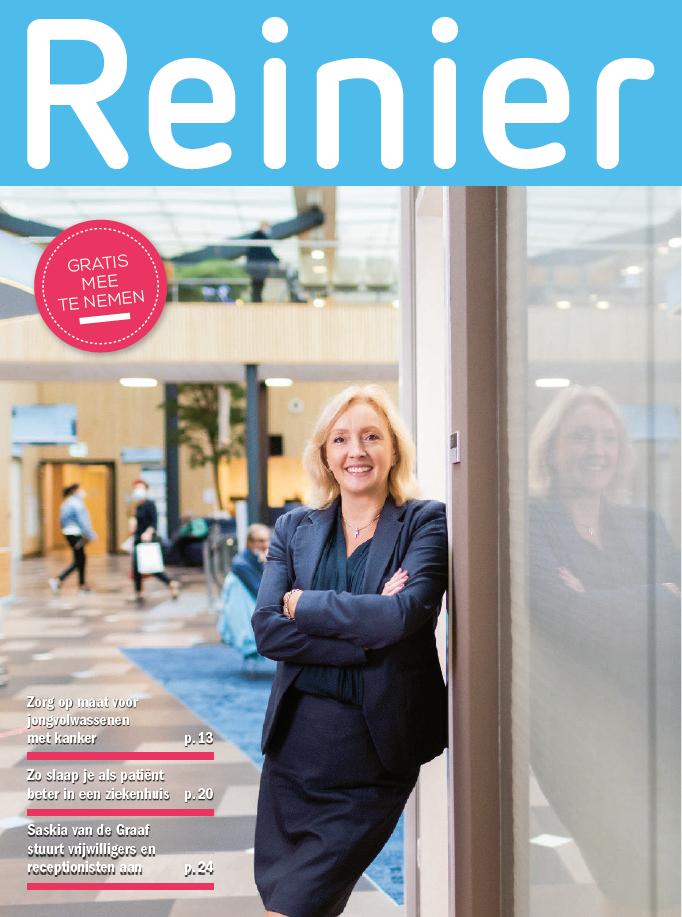 cover Reinier magazine 3 2021