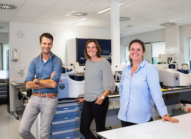 Vakgroep immunologie RHMDC